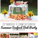 Summer Seafood Boil Party