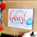 Happy harvest art print5
