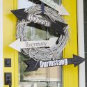 Harry Potter Inspired Halloween Wood Signs