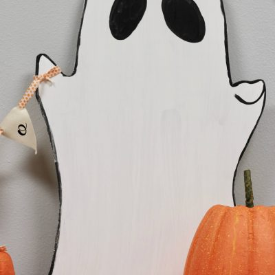 Simple Halloween Ghost Party