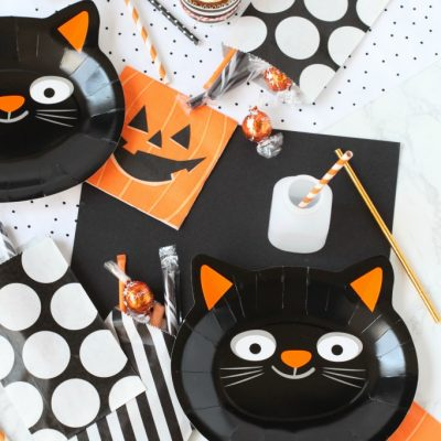 The Purr-fect Halloween Party
