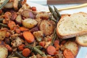 Easy Weeknight Dinner with Tyson Tastemakers Meal Kit