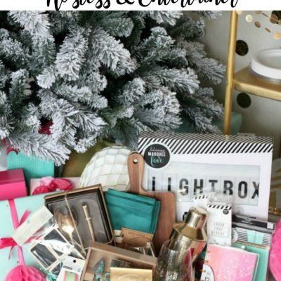My Favorite Things Giveaway for the Hostess and Entertainer