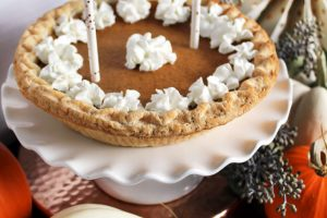 FREE Thanksgiving Dessert Topper