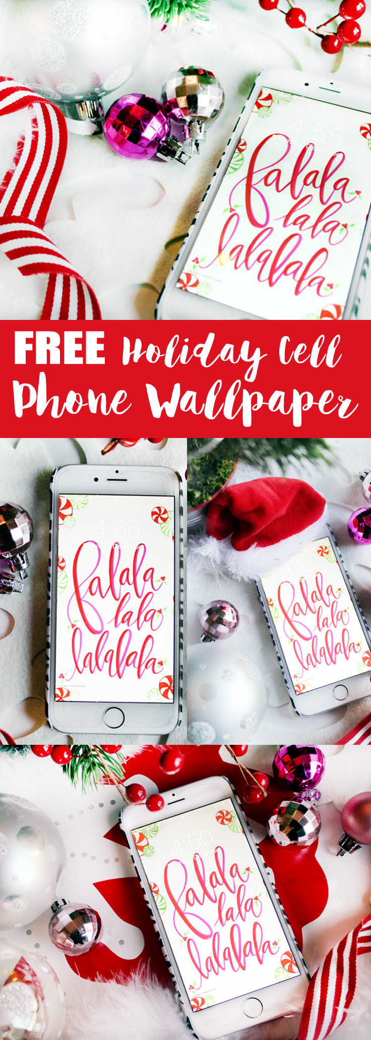 Free Holiday Cell Phone Wallpaper Background Giggles Galore