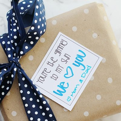 Witty Hanukkah Gift Tags With Free Printable