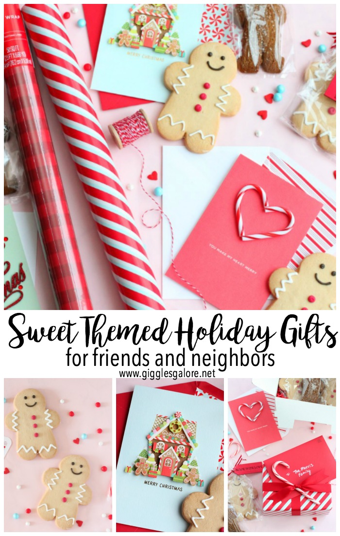 Sweet Holiday Themed Gifts with Hallmark - Giggles Galore
