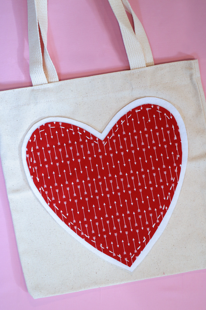 Bee Mine Valentine Tote