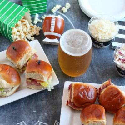 Easy Entertaining Tips for A Winning Game Day Party