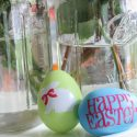 Simple Easter Egg Decorating Ideas