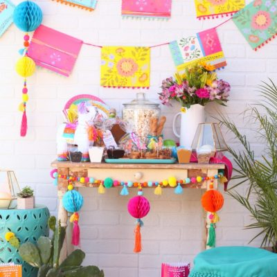 Boho Chicks and Churros Fiesta Party