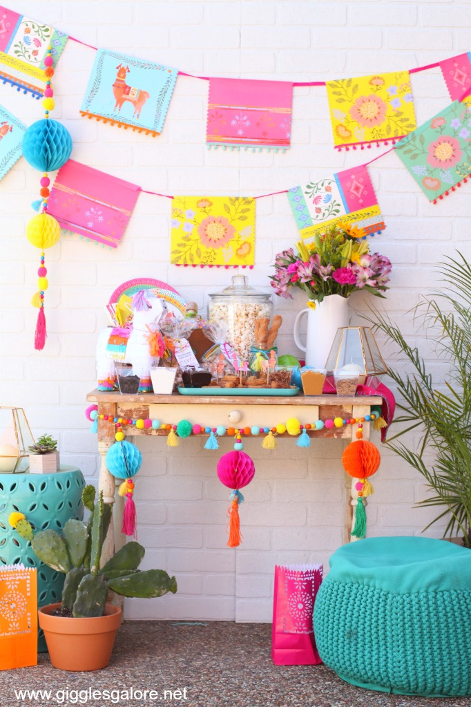 Boho Chicks and Churros Party by Mariah Leeson