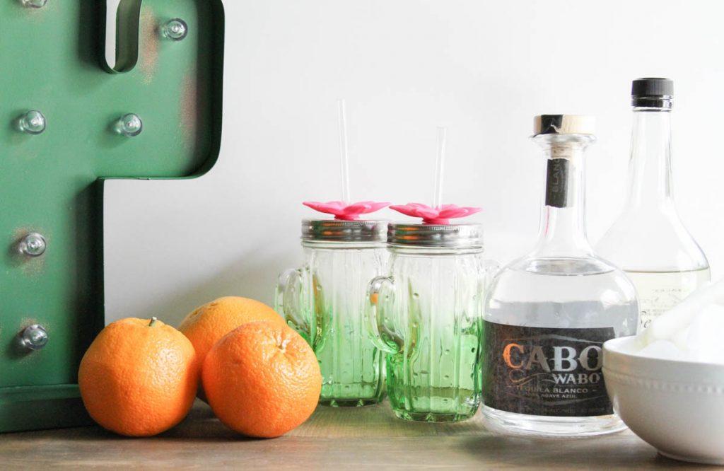 Everyday Party Magazine Coconut Cream Margarita #Coconut #Recipe #Margarita #CincoDeMayo