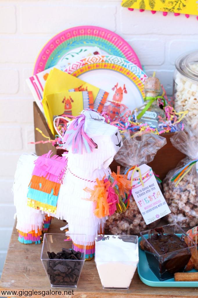 Boho Chicks and Churros Fiesta