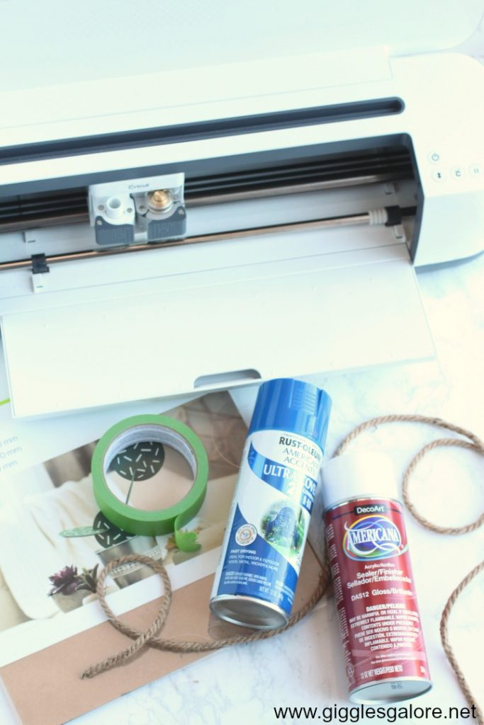 How to Cut Chipboard with Cricut Knife Blade