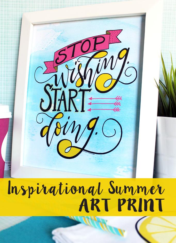 Inspirational summer print1