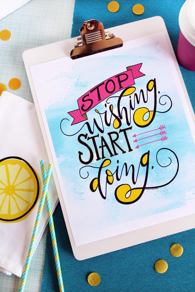 Inspirational summer print3