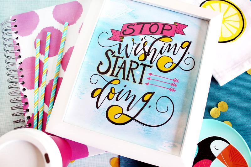 Inspirational summer print5
