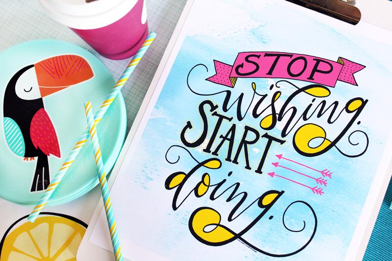 Inspirational summer print8