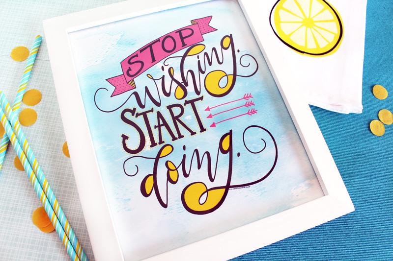 Inspirational summer print9