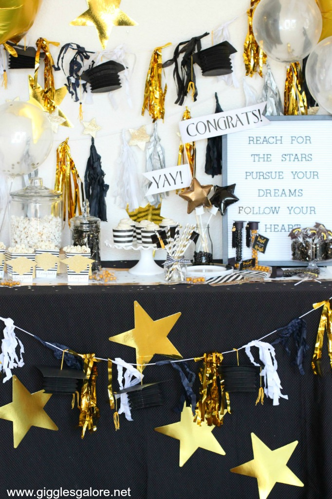 Reach for the Stars Graduation Party
