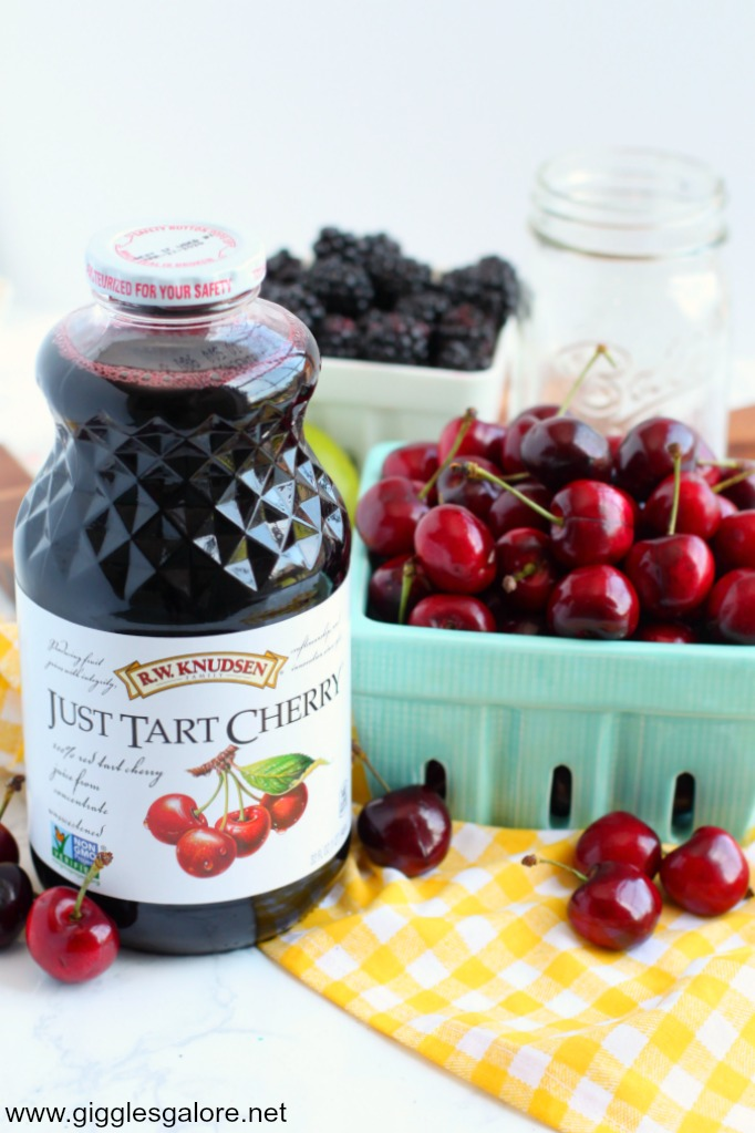 Just tart cherry juice