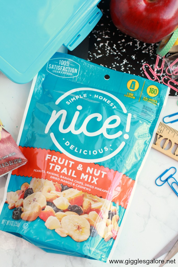 Nice Fruit & Nut Trail Mix
