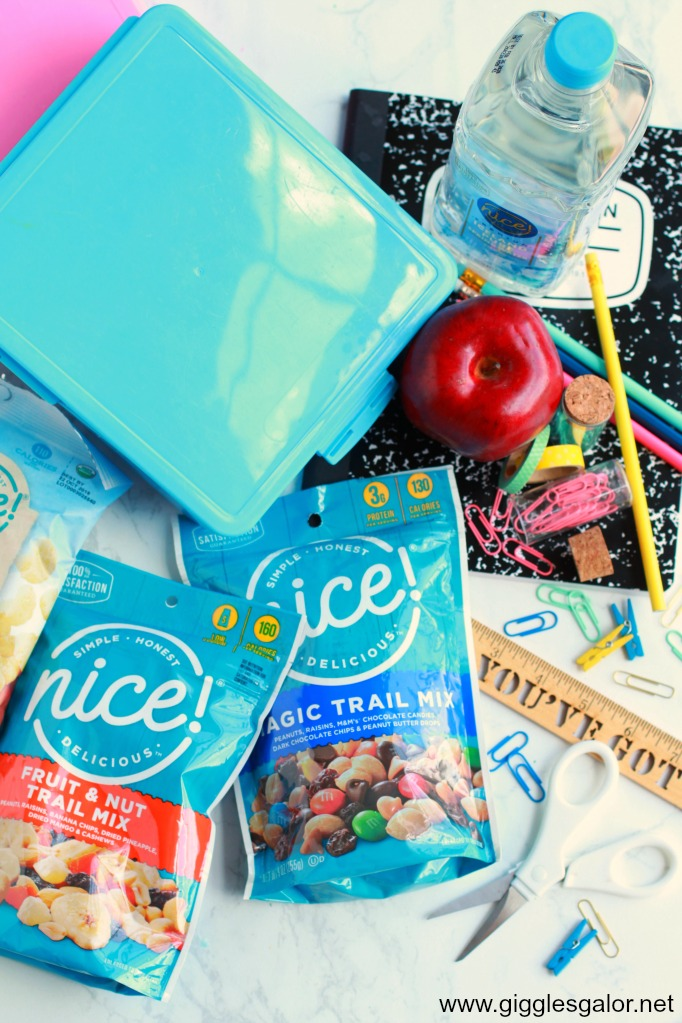 Easy Back to School Snacks