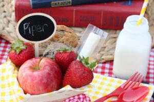 Back to School Picnic Party with Cricut
