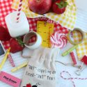 Back to School Picnic Party Favor Bags