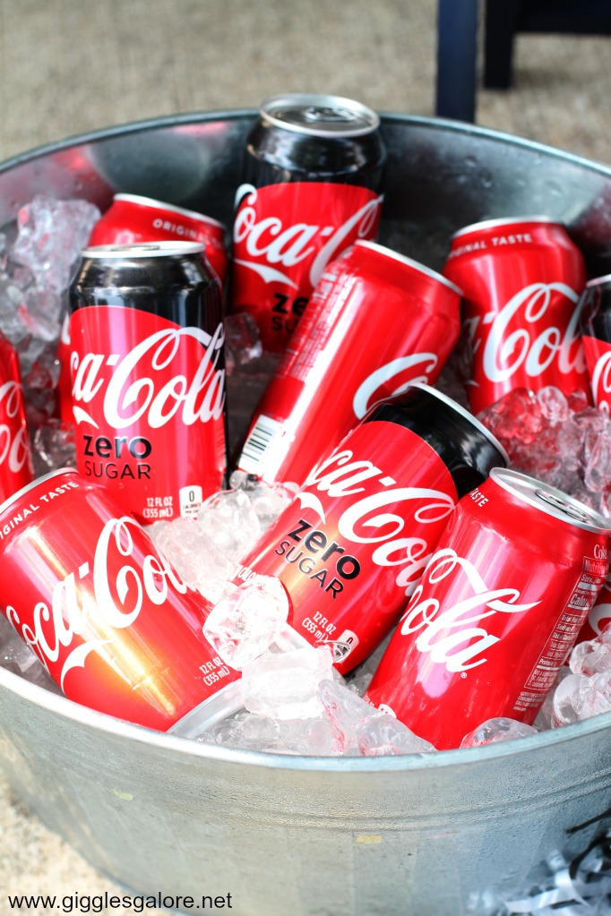 Coca cola tailgate party ideas