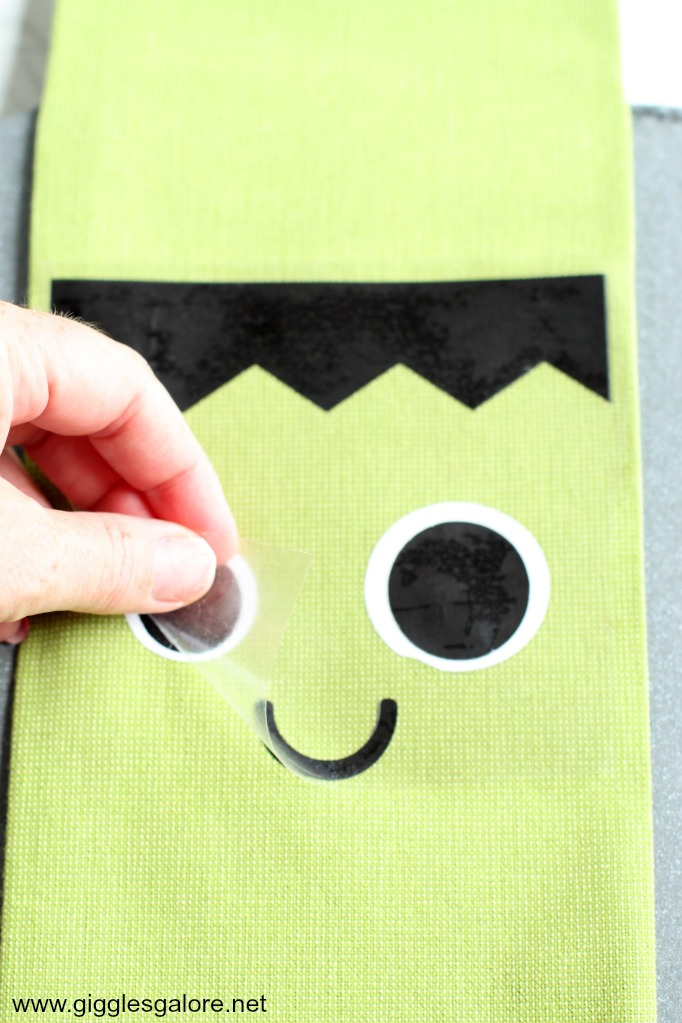 4 Fun DIY Halloween Napkins with Cricut EasyPress 2