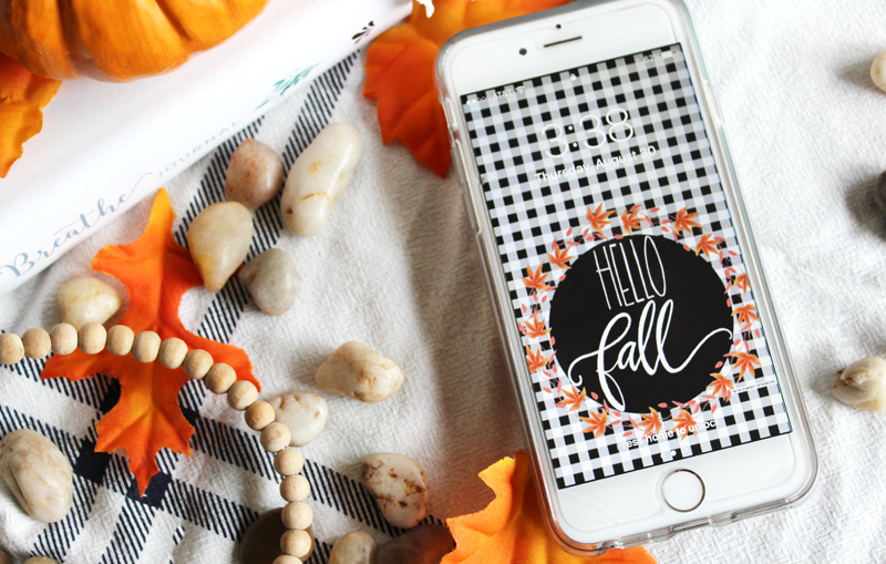 Hello Fall Free Cell Phone Wallpaper