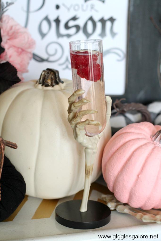 Halloween rose sangaria