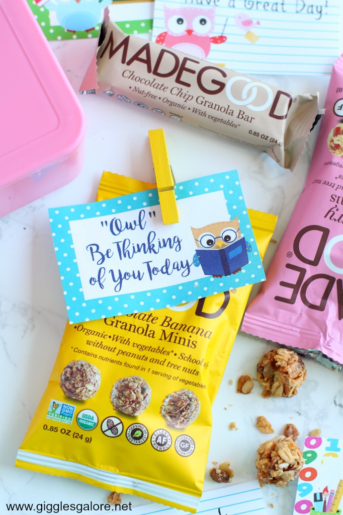 Stress-Free Back to School Meal and Snack Ideas