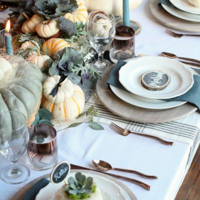 8 Tips for a Stress-Free Fall Dinner Party