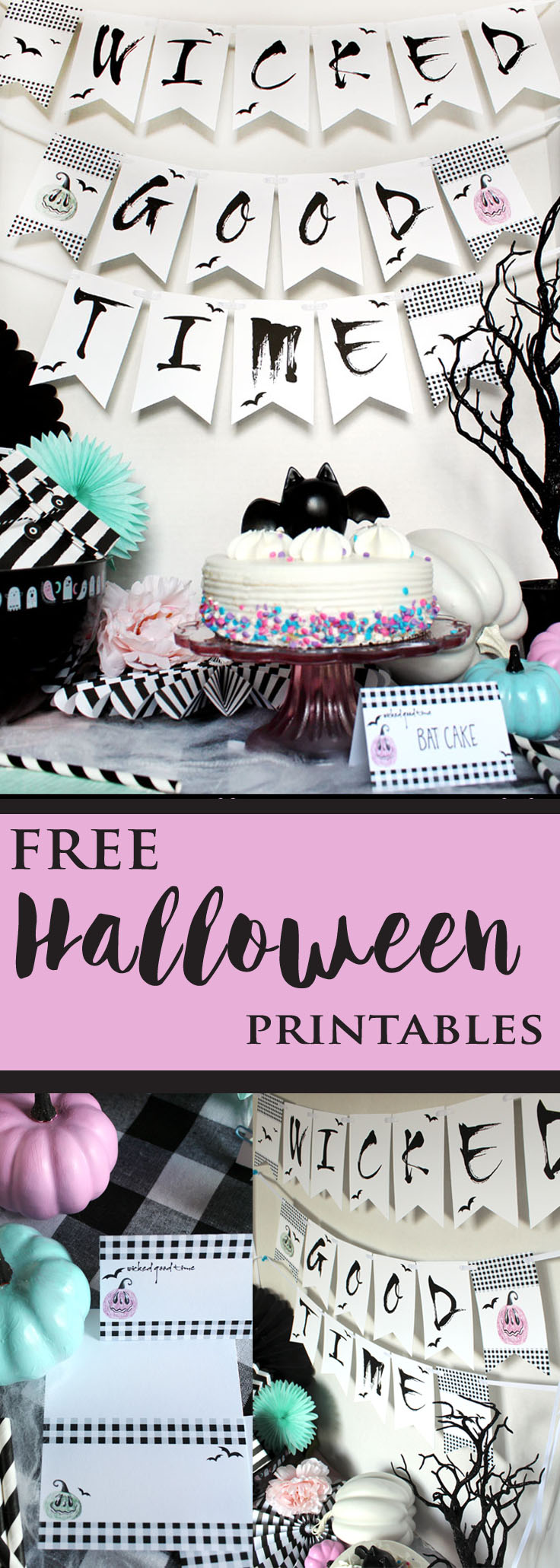 Halloween printables pinterest