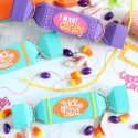 DIY Halloween Candy Treat Poppers