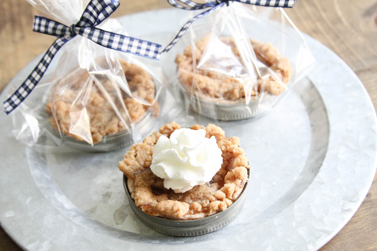 Mason Jar Pie Recipe