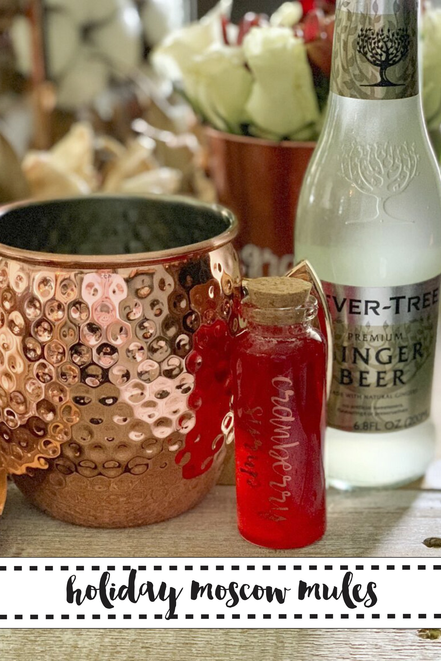Everyday party magazine holiday moscow mules copy