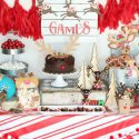 Reindeer games holiday class party ideas