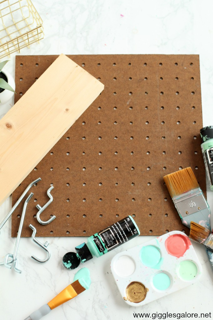 Diy jewelry board supplies