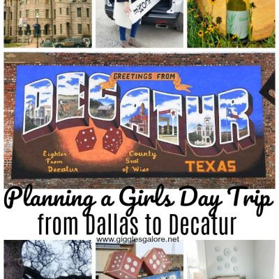 Planning a Girls Day Trip from Dallas to Decatur