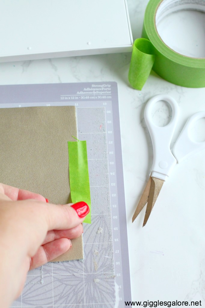 How to use the cricut knife blade stronggrip mat