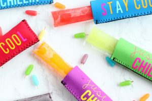 Diy summer popsicle holders