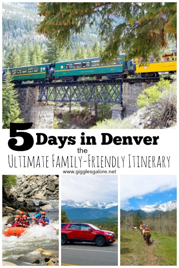 5 days in denver the ultimate family friendly itinerary