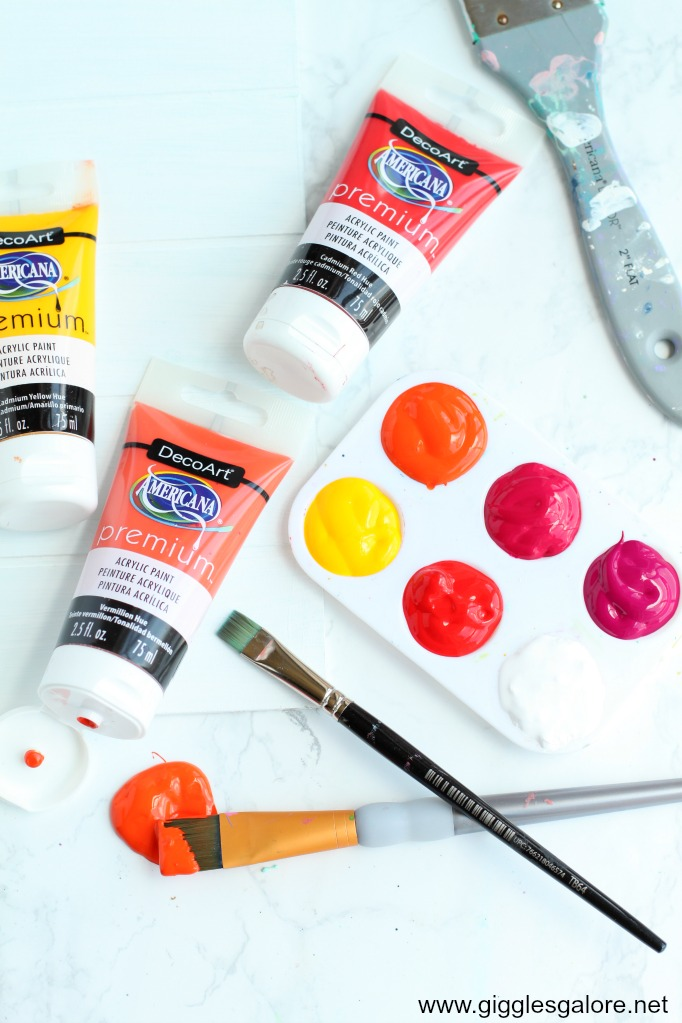 Decoart premium paint