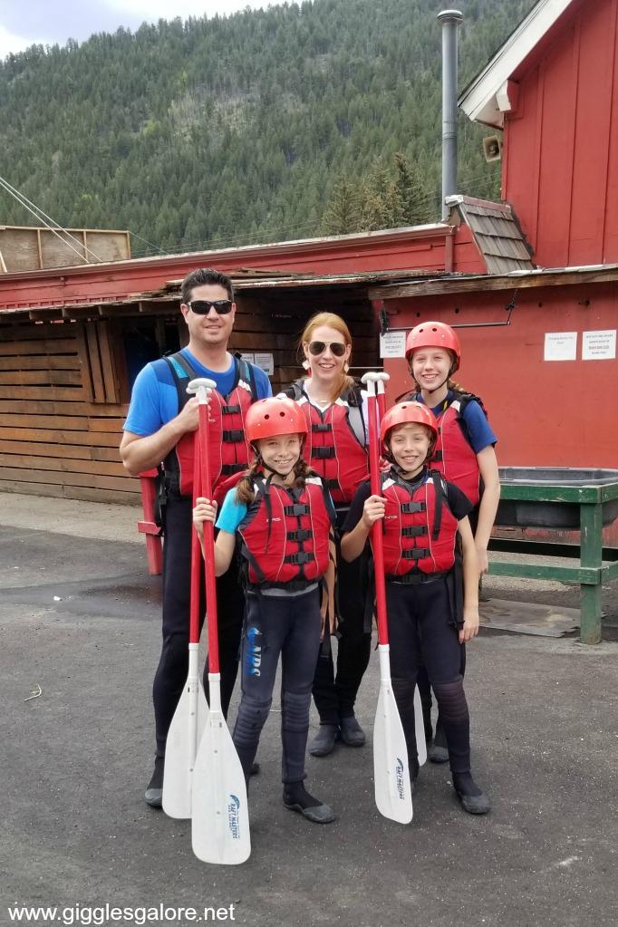 Raftmasters float trip