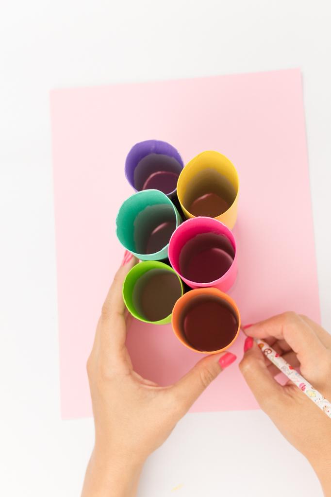 Diy pencil cup 14