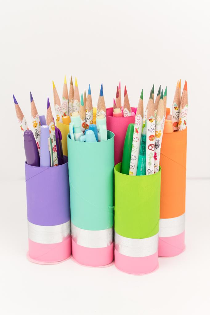 Diy pencil cup 17